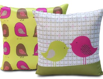 Quirky cushion covers from Welhome 1