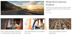 Rivigo - logistics solutions provider
