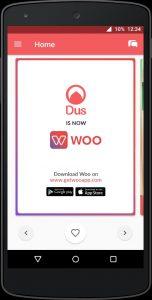 Screenshot - DUS is now Woo