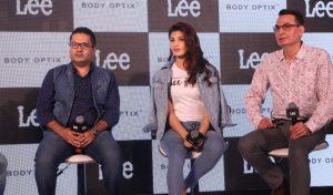 Sharad Wali - LEE India GM - Jacqueline Fernandes and Mr Steve Zades - VP of VFC