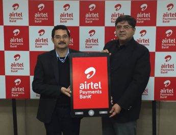 Shashi Arora - MD and CEO - Airtel Payments Bank and Shailendra Singh - CEO - UP and Uttarakhand - Bharti Airtel 2