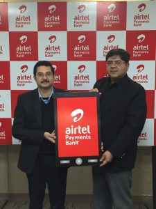 Shashi Arora - MD and CEO - Airtel Payments Bank and Shailendra Singh - CEO - UP and Uttarakhand - Bharti Airtel