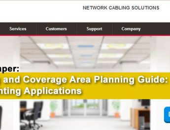 Siemon - Zone Cabling and Coverage Area Planning Guide - 60W PoE Lighting Applications
