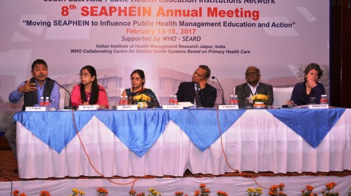 South East Asia Public Health Education and Institution Network 8th Annual Meeting