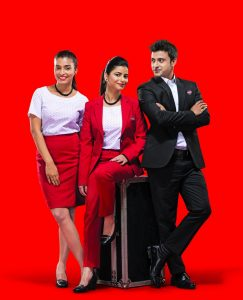 Spicejet - Airport services staff