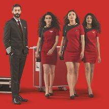 SpiceJet gets a makeover – Introduces uniforms in 'Red-Hot-Spicy' avatar