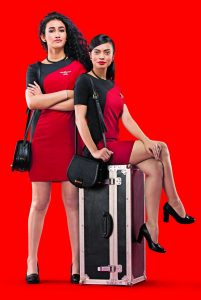Spicejet - female crew