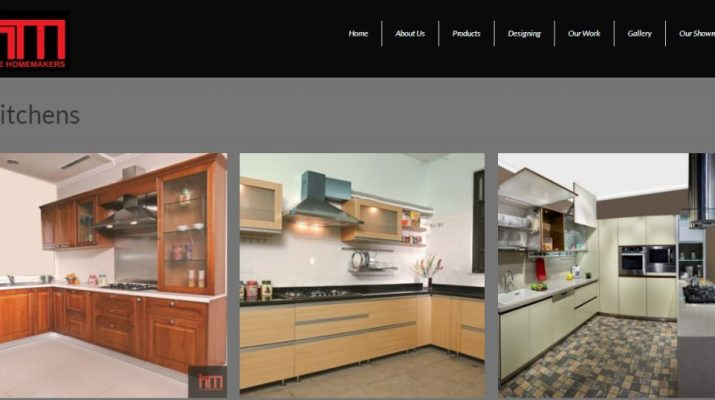 The Homemakers - Home Page - Kitchen