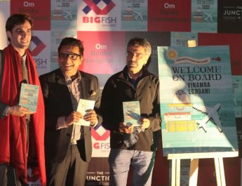 The launch of the book Welcome On Board 2