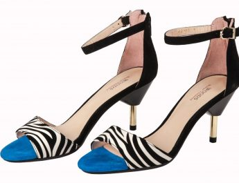 Tied Up - Women Shoes Collection - ankle strap heels from WOODS - 2