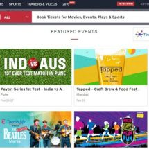 BookMyShow backs Pune based Townscript; enters into D-I-Y online event ticketing