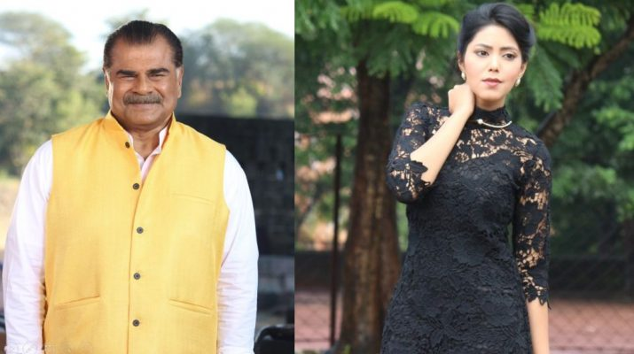 Umang Jain and Sharat Saxena in Sony Sabs Khatmal-E-Ishque