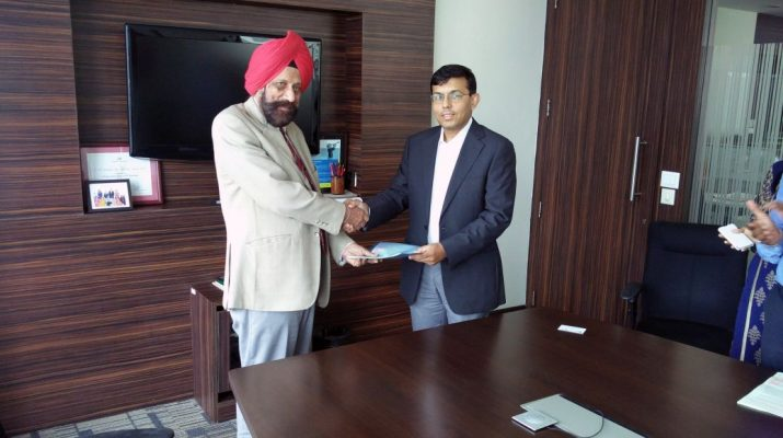Universal Business School has signed a 3 year deal with Tata Capital team