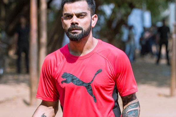 d3126de516d4 PUMA signs global sports icon and Indian Cricket Captain Virat Kohli as  their Brand Ambassador