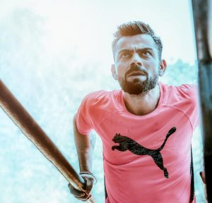 PUMA signs global sports icon and Indian Cricket Captain Virat Kohli as their Brand Ambassador