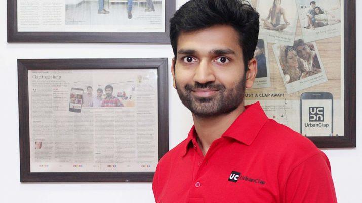 Varun Khaitan - Co-founder - UrbanClap