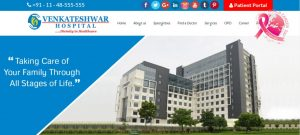 Venkateshwar Hospital - New Delhi