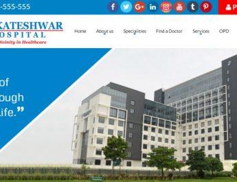 Venkateshwar Hospital - New Delhi