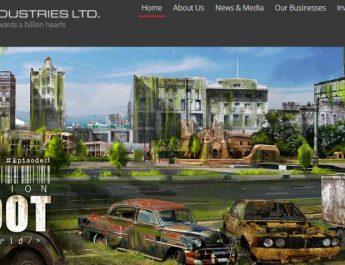Viaan Industries - Game - Website Image