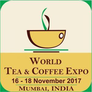 World Tea Coffee Expo Mumbai India - Logo