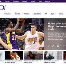 Yahoo announces global content partnerships with premium UK publishing partners!