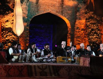 13th Edition of Most Awaited World Sufi Music Festival - Jahan-e-Khusrau 1