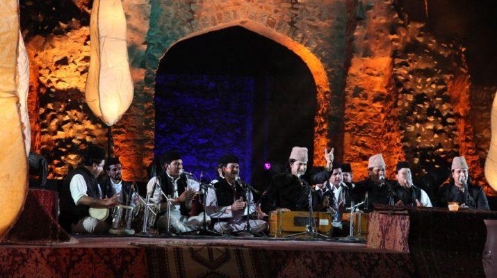 13th Edition of Most Awaited World Sufi Music Festival - Jahan-e-Khusrau 1