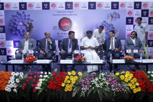 13th edition of Gem and Jewellery India International Exhibition - Chennai Trade Centre 2