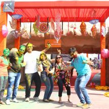 Appu Ghar hosts NCR's Splashiest Holi Tronica Party