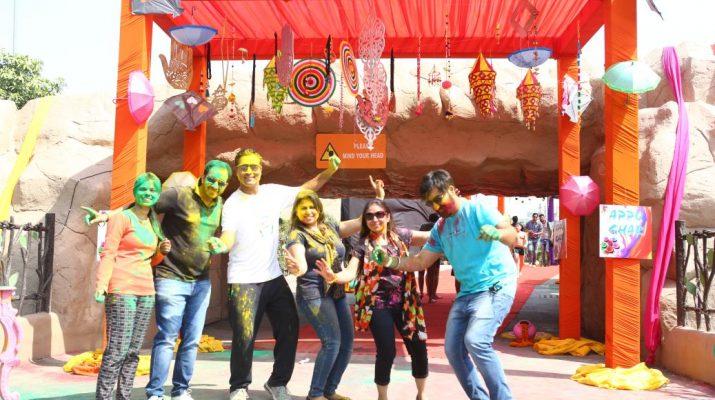 Appu Ghar hosts NCRs Splashiest Holi Tronica Party