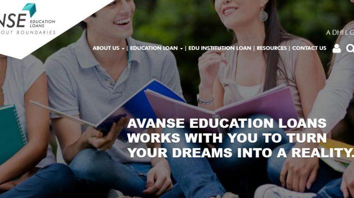 Avanse Education Loans - Website Page - Image