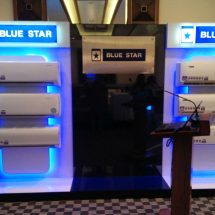 Blue Star sets a new industry benchmark with its launch of India's first inverter split AC which cools in decimals