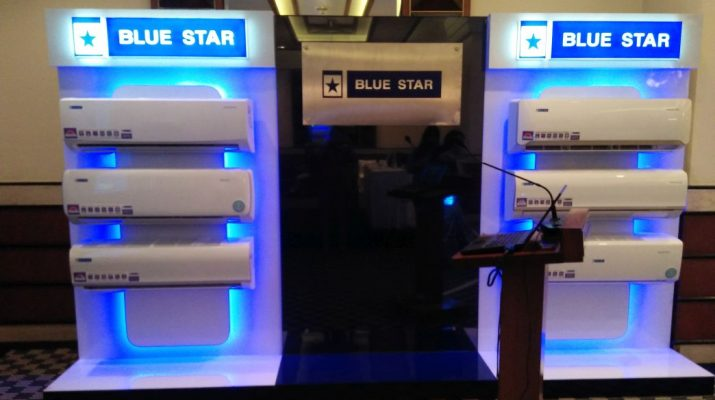 Blue Star launches Indias first inverter split AC which cools in decimals 2