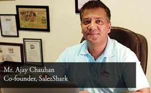 Bootstrapping is painful - Ajay Chauhan - SalezShark