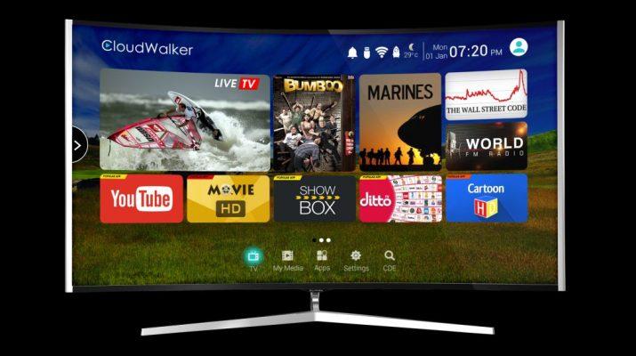 Cloud TV - 65SU-C