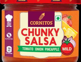 Cornitos Chunky Salsa - Pineapple Tomato Onion