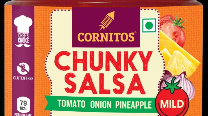 Cornitos Chunky Salsa - Pineapple Tomato Onion