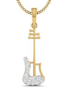 Cupid Neckpice by SRS Jewells
