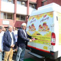 Dabur India launches first ever Mobile Honey testing Lab in India