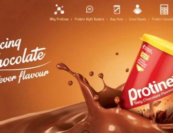 Danone India - Protinex - Tasty Chocolate Flavour