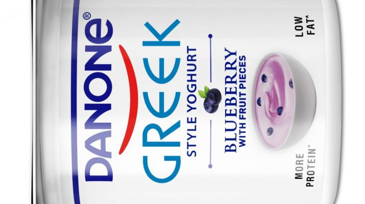 Danone India expands its Dairy portfolio with the launch of Greek Yogurt - BlueBerry