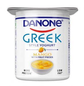 Danone India expands its Dairy portfolio with the launch of Greek Yogurt - Mango