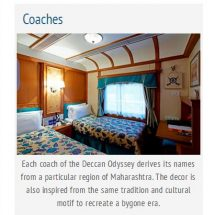Deccan Odyssey titled Asia's Leading Luxury Train for 5th time in row