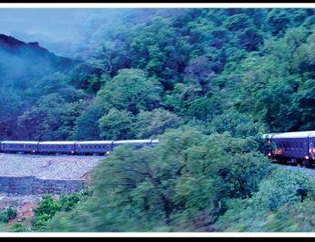 Deccan Odyssey - Train