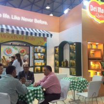 Del Monte cooks up a gastronomical affair at Aahar 2017
