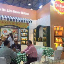 Del Monte cooks up a gastronomical affair at Aahar 2017