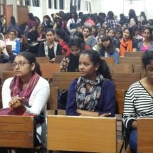 Delhi School Of Communication Conducted Workshops on Exciting Careers in Media and Communication at Delhi University