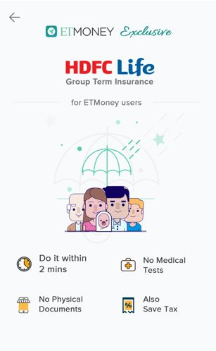 ETMONEY joins forces with HDFC Life to bring Indias first data-led life insurance policy for millennials