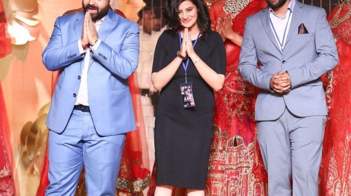 Entrepreneur and Host of Indian Wedding Show Sukant Arora - Rashu Rathi and Anuraj Antil