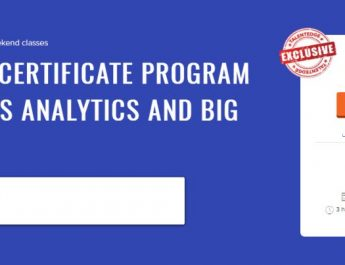 Executive Certificate Program in Business Analytics and Big Data - Talentedge - IIM Kashipur